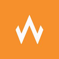 Logo portalu razem w górach